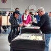 Election Day Brings High Turnout — and Voter Relief