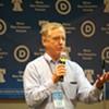 Howard Dean to Seek Democratic National Committee Chairmanship