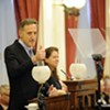 Gov. Shumlin Offers Pardons for Marijuana Possession Convictions