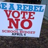 South Burlington School Budget Voted Down for Second Time