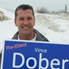 Republican Vince Dober to Run for Burlington City Council