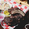 Smokin' Butt's BBQ Brings the Smoke at 14th Star Brewing in St. Albans