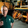 Ground Crew: Meet Heavy Equipment Operator and Carpenter, Gerry Carey