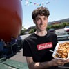 At UVM, a Grad Student Masters Poutine