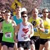 Best foot race