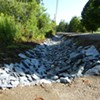 What's With the Huge New Drainage Ditches Along Vermont Roads?