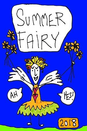 """""""Summer Fairy"""" by Emily Anderson - Uploaded by Emily Anderson"""
