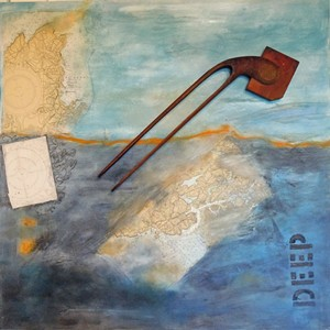 """In Too Deep"" by Julia Pavone - Uploaded by Studio Place Arts"