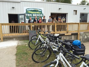 Uploaded by Lamoille Valley Bike Tours
