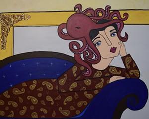 "COURTESY OF TERESA DAVIS - ""Make Your Hair Curl"" by Teresa Davis"