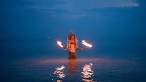 "Video still of ""The Island"" by Tuan Andrew Nguyen - Uploaded by Andrew Benjamin Krebbs"