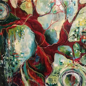 """""""Tree"""" by Emily Mitchell - Uploaded by mslpacevents"""