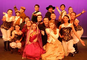 The cast of the Music Hall Royale invite you to solve The Mystery of Edwin Drood - Uploaded by Twilight Players