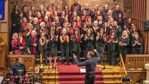 Montpelier Community Gospel Choir - Uploaded by Kate Latz