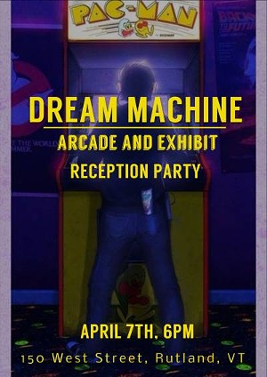 Dream Machine II - Uploaded by 77ART