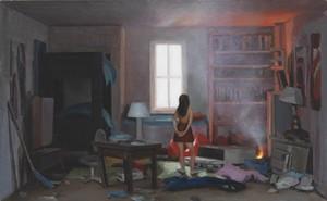"COURTESY OF BRATTLEBORO MUSEUM & ART CENTER - ""Problem Child"" by Amy Bennett"
