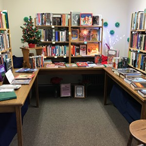 Sample of items for sale - Uploaded by FriendsofIlsleyLibrary