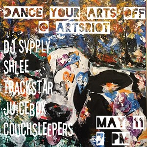 Dance Your Arts Off - Uploaded by Jerome Jackson III