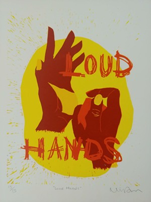 """Loud Hands"" by Nikki Ryan - Uploaded by Kat Gosselin 1"