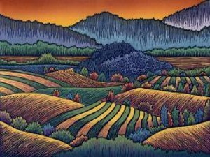 """""""Barber Hill"""" by Daryl Storrs - Uploaded by froghollow"""