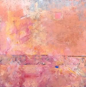 "COURTESY OF VERMONT ARTS COUNCIL - ""Paramita I"" by Liz Hawkes deNiord"