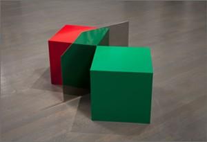 "COURTESY OF MONTRÉAL MUSEUM OF CONTEMPORARY ART - ""Gémination"" by Serge Tousignant"