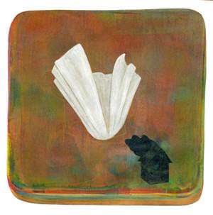 "COURTESY OF FURCHGOTT SOURDIFFE GALLERY - ""Communion"" by Leslie Fry"