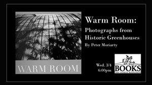 Image by Peter Moriarty from his book 'Warm Room' - Uploaded by YankeeBookshop