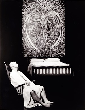 COURTESY OF HELEN DAY ART CENTER - Film still, John Killacky