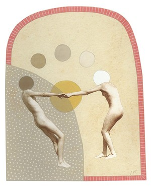 """COURTESY OF STUDIO PLACE ARTS - """"Let Go - Hold On"""" by Athena Petra Tasiopoulos"""