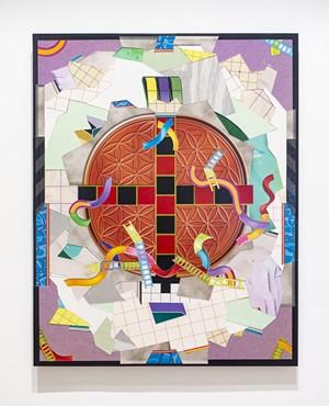 "COURTESY OF EPSILON SPIRES - ""Snakes and Ladders"" by Brent Birnbaum"