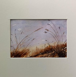 """Shore Grasses"" by Catherine Dellinger - Uploaded by Liz"