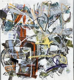"COURTESY OF THE ARTIST - ""Lost World"" by Seb Sweatman"