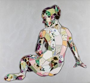 COURTESY OF SOAPBOX ARTS - Mosaic by Mary Lacy