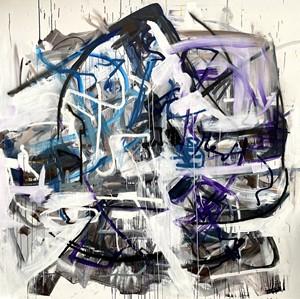 "COURTESY OF RIVER ARTS - ""Explorer"" by Seb Sweatman"