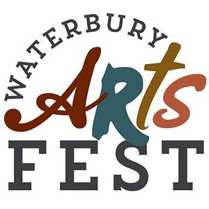 COURTESY OF WATERBURY ARTS FEST - Waterbury Arts Fest logo