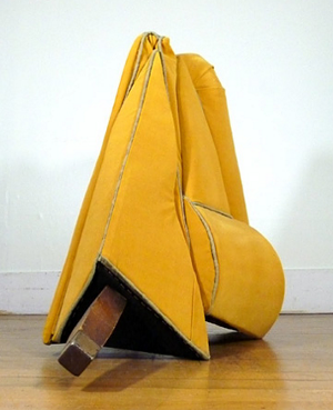 "COURTESY OF VERMONT STUDIO CENTER - ""Intermission,"" sculpture by Angelo Arnold"
