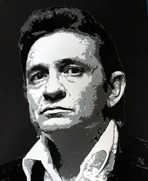 "COURTESY OF SWEET MELISSA'S - ""Johnny Cash"" by DJ Barry"