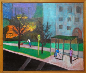 """""""St. Paul Street Construction"""" by Marc Awodey - Uploaded by Studio Place Arts"""