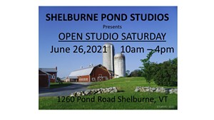 Shelburne Pond Studios - Uploaded by Katharine Stockman