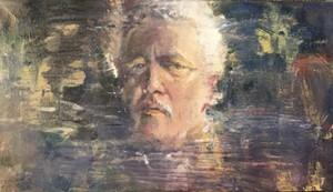 "COURTESY OF RIVER ARTS - ""Narcissus"" by Nitya Brighenti"