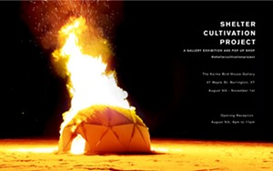 Shelter Cultivation Project burning dome - Uploaded by guido22