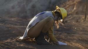 """Prayer for Burnt Forests,"" film still, by Julie Weitz - Uploaded by VSC Events"