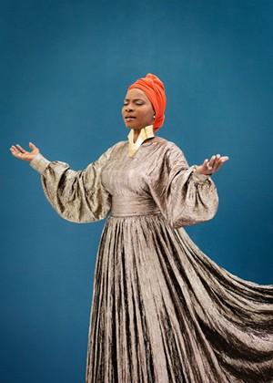 COURTESY OF PARTISAN ARTS - Angélique Kidjo