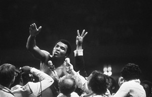 Muhammad Ali, September 15, 1978 - Uploaded by Amy from Vermont PBS