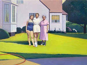 """""""Three Generations"""" by Susan Abbott - Uploaded by Phillip Robertson"""