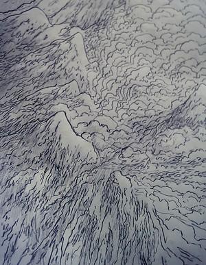 COURTESY OF AUSTIN SCRIVENS - Illustration by Austin Scrivens