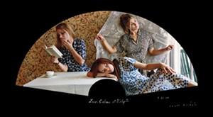 """COURTESY OF BENNINGTON MUSEUM - """"Luxe, Calme et Volupté"""" by Duane Michals"""