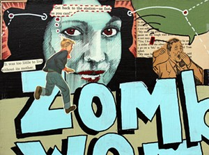 "COURTESY OF LOCAL 64 - ""Zombie Woman"" by Jason Galligan-Baldwin"