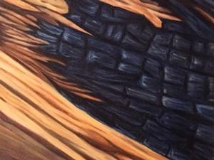 COURTESY OF MEG REINHOLD - Painting by Meg Reinhold